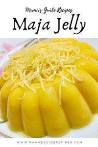 Jelly Maja Recipe