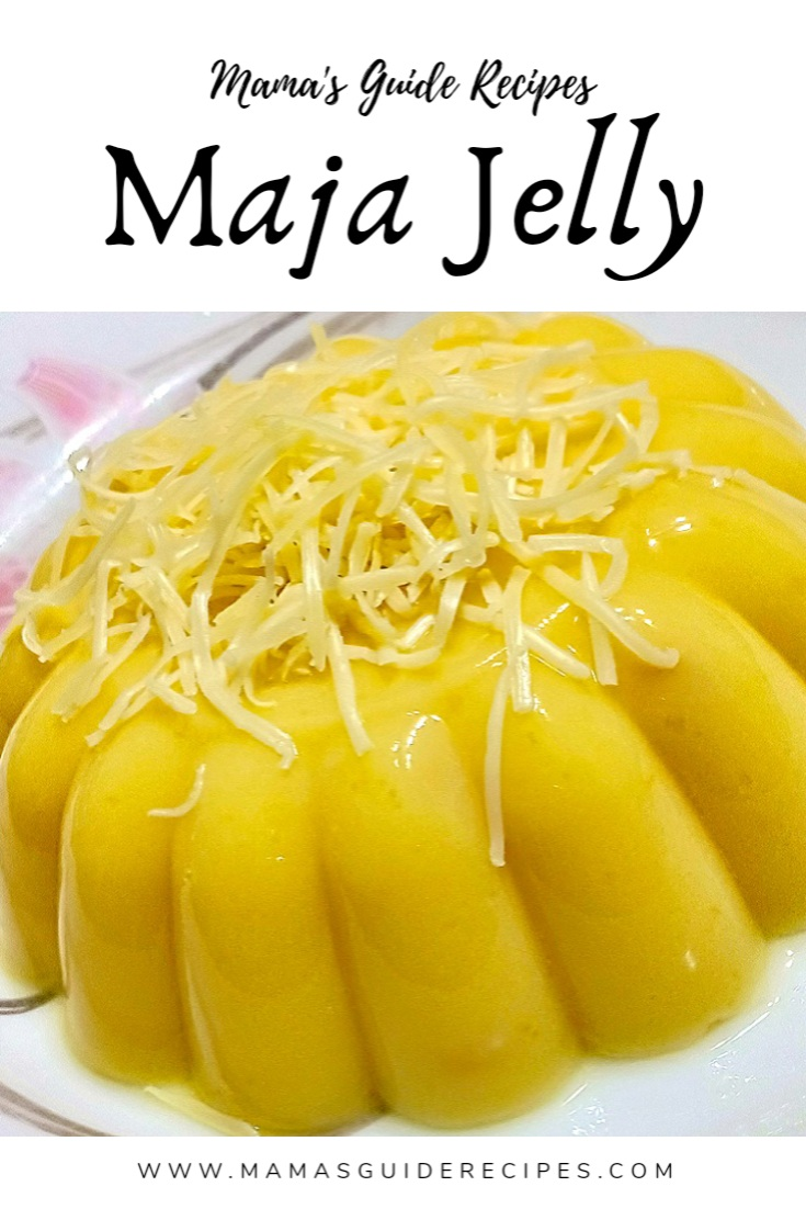 Jelly Maja Recipe