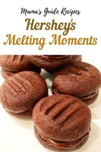 Hersheys Melting Moments