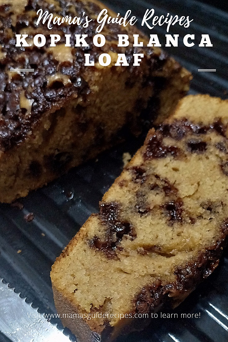 Kopiko Blanca Loaf