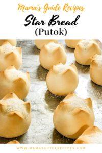 Star Bread Recipe (Putok)