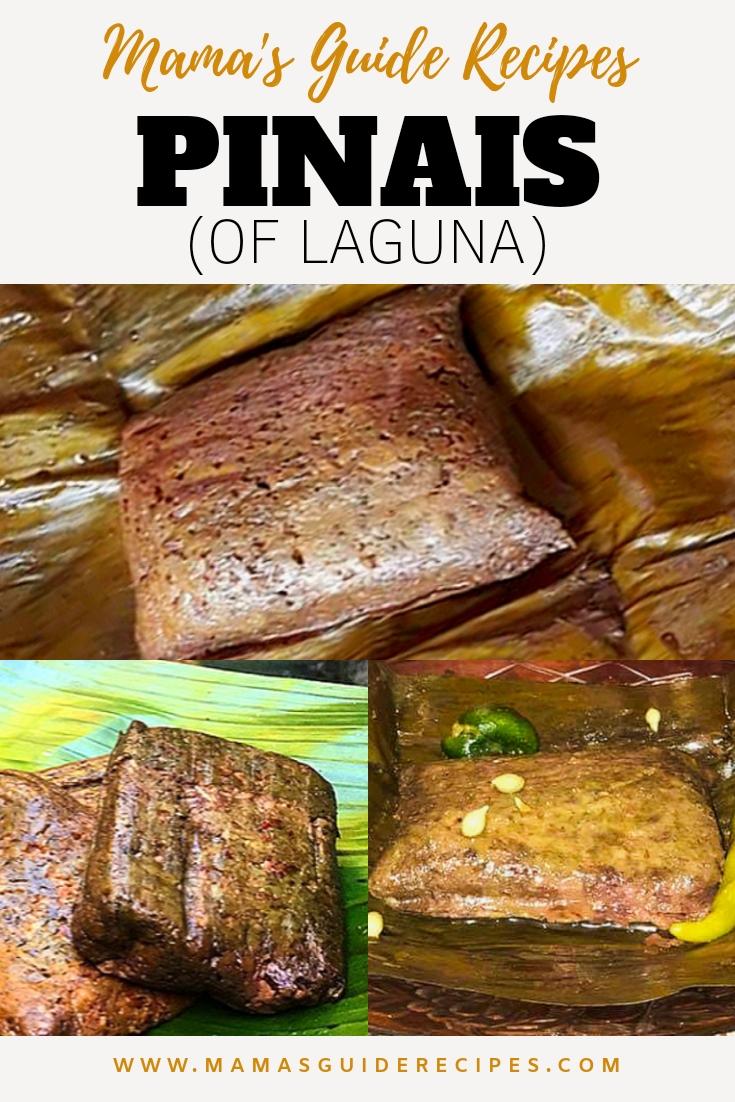 PINAIS OF LAGUNA