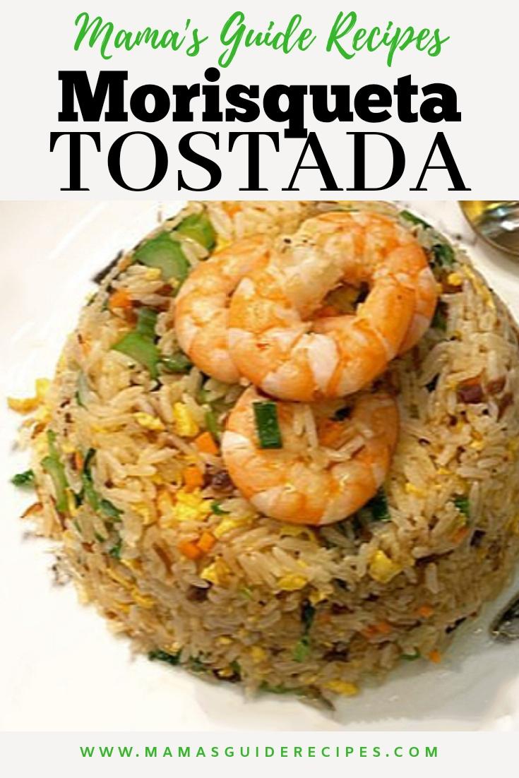 Morisqueta Tostada