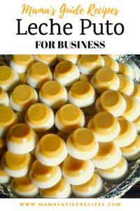 Leche Puto For Business
