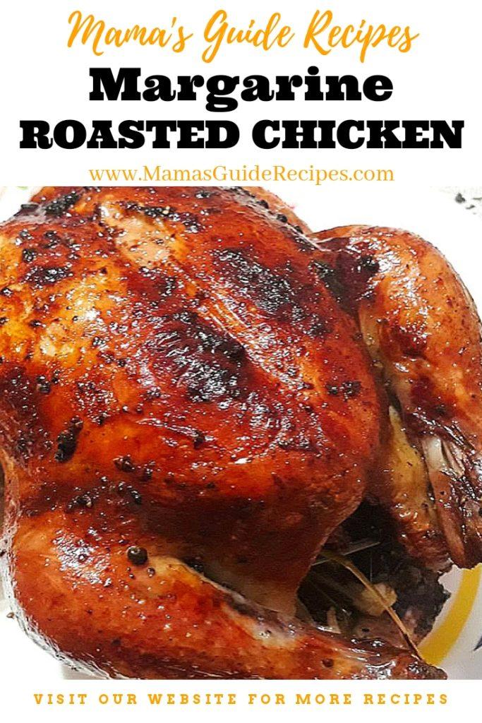 Margarine Roasted Chicken