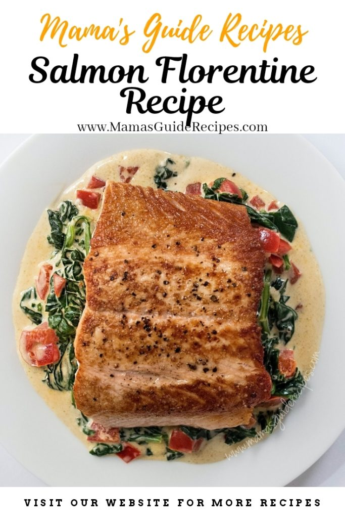 Salmon Florentine Recipe