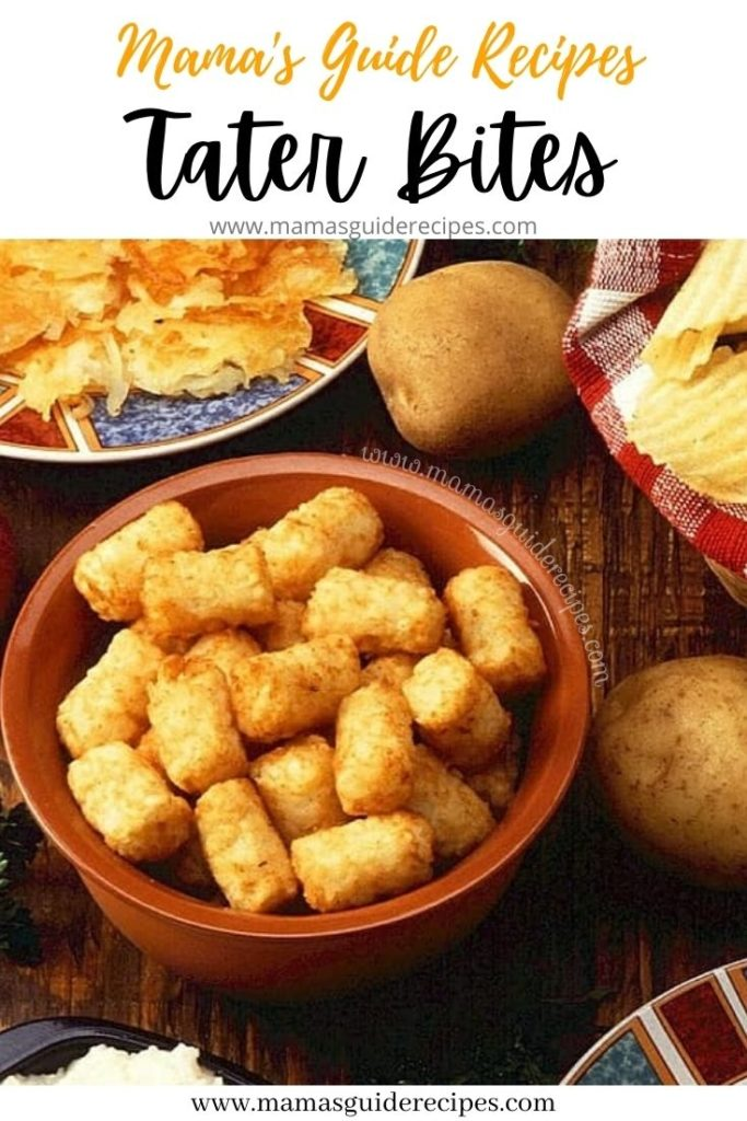 Tater Bites Recipe